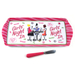 Lolita Melamine Love My Party Girl's Night In Hostess Tray and Spreader Set, 15 x 6.5 Inch