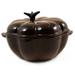 Le Creuset Truffle Enameled Cast Iron Pumpkin-Shaped Cocotte, 2.25 Quart