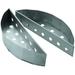 Rosle Aluminum Charcoal Kettle Grill Basket, Set of 2