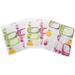 Kilner Fruit Blossom Jar Label, Pack of 24