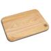 Wusthof 6 x 8 Inch Rubber Wood Bar Cutting Board