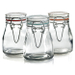 Grant Howard Round 3.5 Ounce Spice Jar, Set of 6
