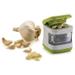 RSVP Green Garlic Cube Garlic Press