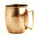 Moscow Mule Polished Copper 16 Ounce Drinking Mug