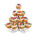 Wilton Cupcakes 'N More 23 Count Cupcake Stand