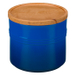 Le Creuset Marseille Stoneware 1.5 Quart Canister with Wooden Lid