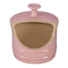 Le Creuset Hibiscus Enameled Stoneware Salt Crock