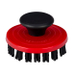 Le Creuset Cerise Cherry Nylon Grill Pan and Skillet Cleaning Brush