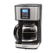 Capresso SG220 Black and Stainless Steel 12 Cup Coffee Maker
