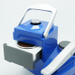 Nomad Cobalt Blue Portable Espresso Machine