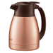 Zojirushi Copper Stainless Steel Vacuum Insulated 34 Ounce Thermal Carafe