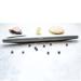 KMN Home Slate Aluminum Rolling Pin