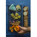 Elizabeth Karmel's Everyday Essentials Porcelain Cheese and Crackers Kit