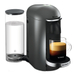 Breville Nespresso VertuoPlus Deluxe Titan Espresso and Coffee Machine