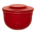Emile Henry Burgundy Ceramic 7 Ounce Butter Pot