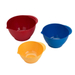 Good Cook 3 Piece Mixing Bowl Set