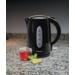 Capresso Black 1.7 Liter Electric Water Kettle