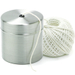 Norpro Cotton 220 Feet Cooking Twine with Stainless Steel Holder