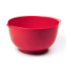 RSVP Red Melamine 4 Quart Mixing Bowl