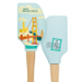 Tovolo Spatulart Limited Edition Tour San Francisco Spatula with Wooden Handle