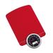Zassenhaus Retro Kitchen Scale, Red