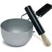Sagaform Marinade Bowl and Brush 2 Piece Set