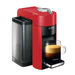 DeLonghi Nespresso Vertuo Red Coffee and Espresso Machine