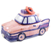 Red Hat Pink Cadillac Cookie Jar