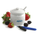 Norpro Porcelain My Favorite Jar with Spoon