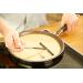 Rosle Stainless Steel Crêpes Dough Skimmer