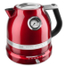 KitchenAid KEK1522CA Pro Line Candy Apple Red 1.5 Liter Electric Kettle