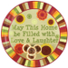 Boston Warehouse Porcelain Be Thankful Platter
