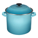 Le Creuset Caribbean Enamel on Steel 16 Quart Stockpot