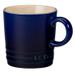 Le Creuset Indigo Stoneware 3.5 Ounce Petite Espresso Mug
