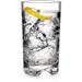 BarLuxe Hudson Collection 13.5 Ounce Tritan Rocks Glass, Set of 6