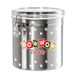 Oggi Stainless Steel Bow Wow 1.17 Gallon Treat Jar