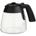 Capresso Glass Replacement Carafe With Lid, 10 Cup