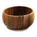 Pacific Merchants Acaciaware 6 x 3 Inch Round Calabash Bowl
