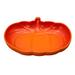 Le Creuset Flame Stoneware Medium Pumpkin Dish