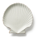 Mediterraneo Mixed Color Ceramic 11-Inch Scallop Dish Set of 3