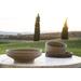 Foodesign Origine Ceramic Stoneware 8-Inch Soup Bowl, Set of 4