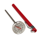 "Taylor TruTemp 1"" Red Pocket Instant Read Dial Thermometer *NSF Approved"
