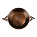 Nest Homeware Cast Iron 3.5 Quart Dutch Oven with 9 Inch Lid