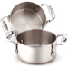 All-Clad Stainless Steel Souffle And Soup Ramekin, Set Of 2