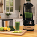 NuWave Moxie Black Vacuum Blender with Carafe and Tovolo Blender Spatula