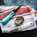 Toadfish Outfitters Shucker's Bundle and Oyster Shucking Cloth Set