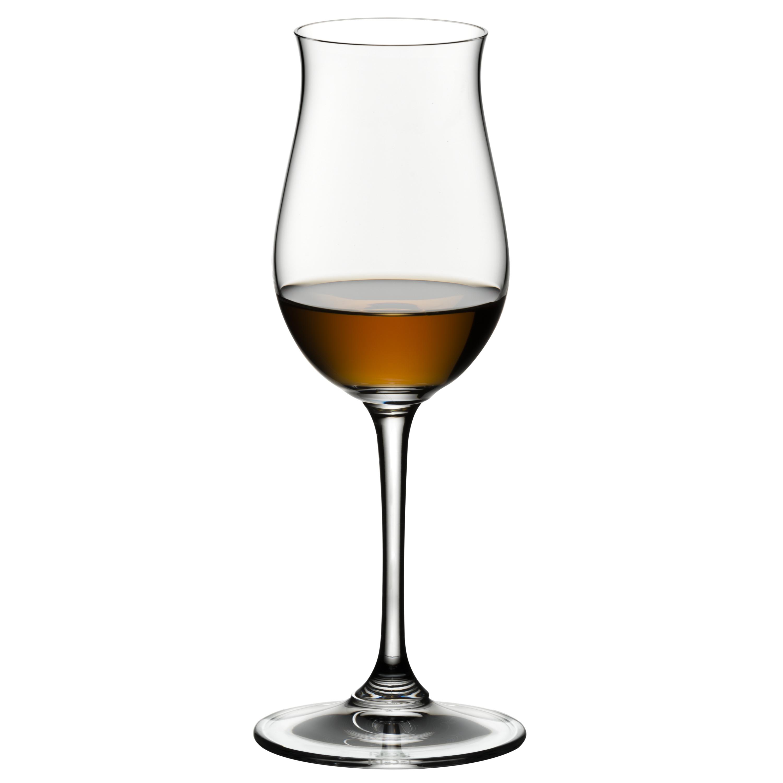 Riedel Vinum Leaded Crystal Cognac/Hennessy Glass, Set of 2