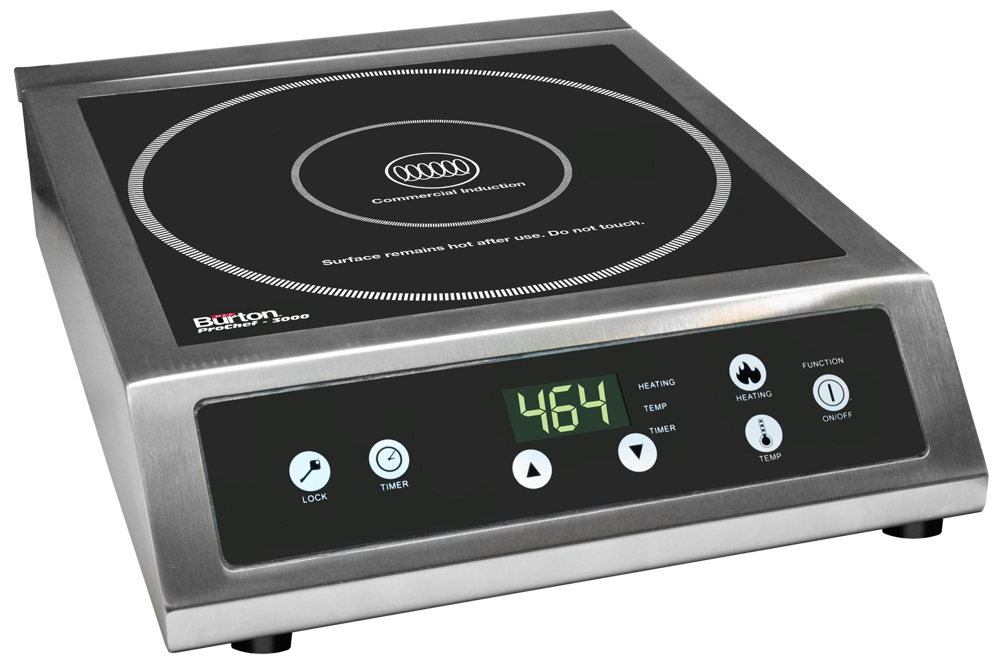 Max Burton 3000 Portable Induction Cooktop