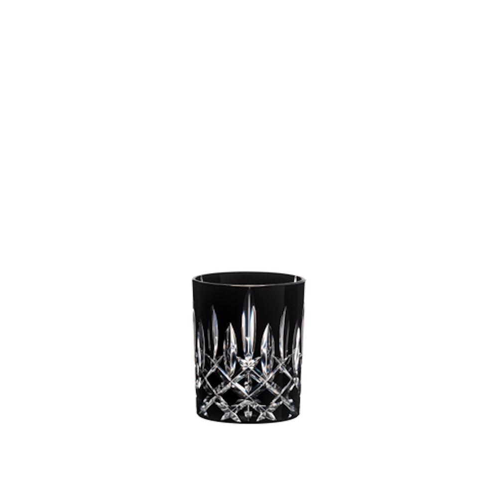 Riedel Laudon Black Crystal 10.4 Ounce Tumbler