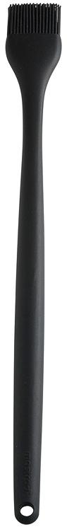 Orka Black Silicone 16 Inch Flexible Basting Brush